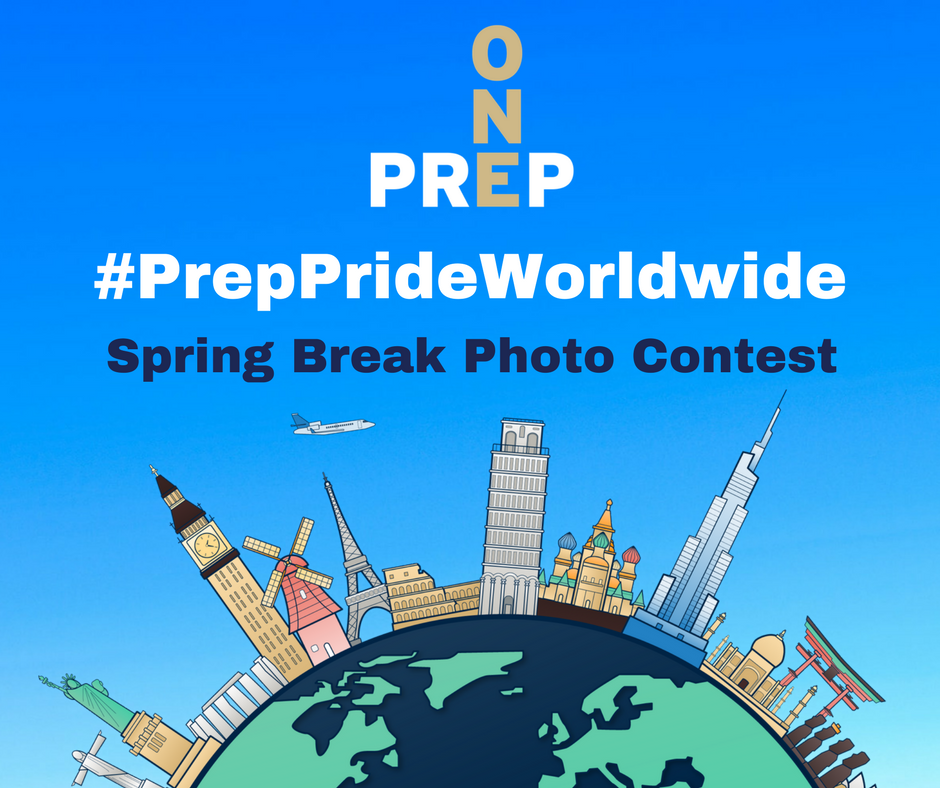 Get Ready for #PrepPrideWorldwide
