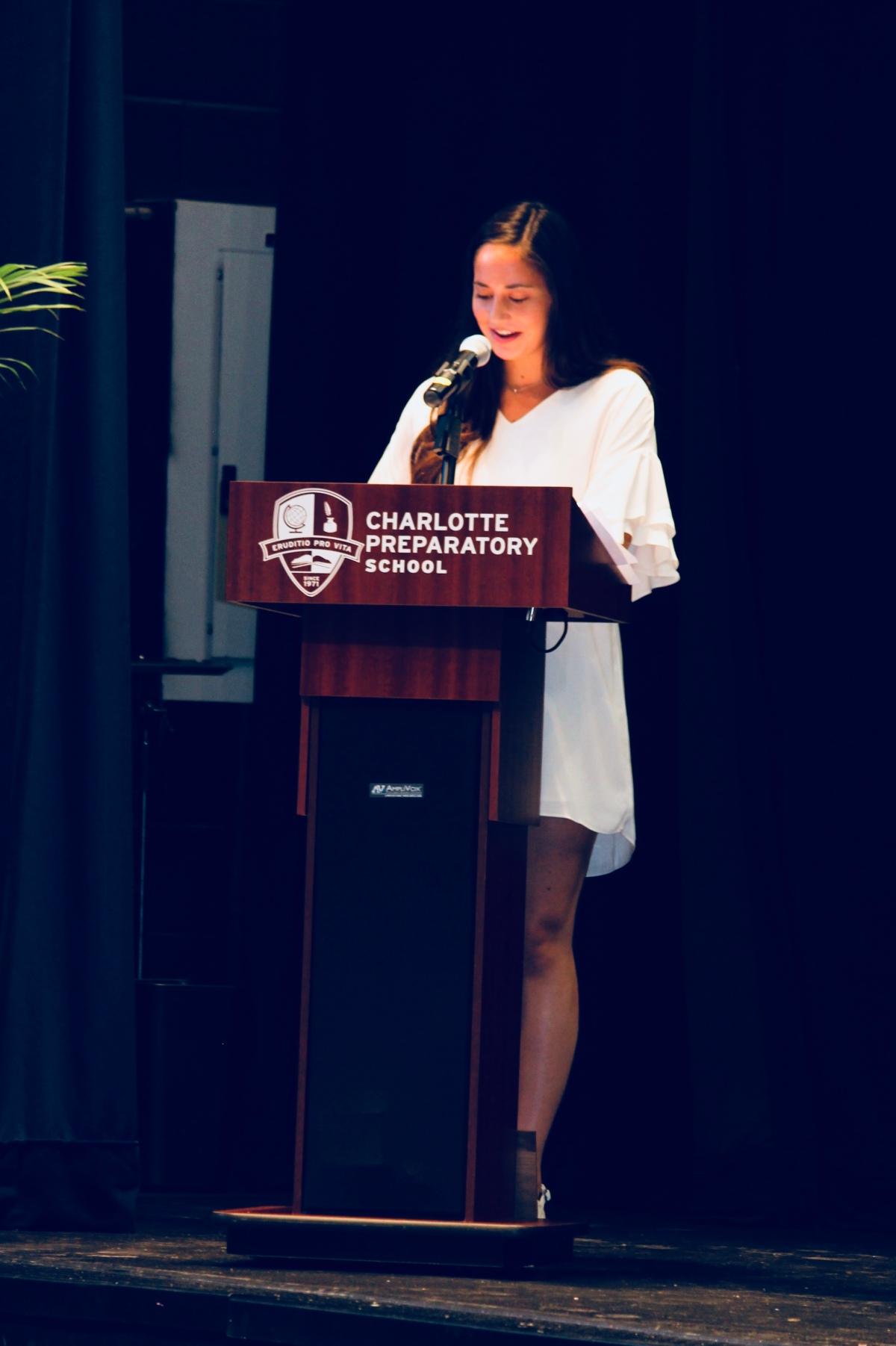 Graduation Remarks