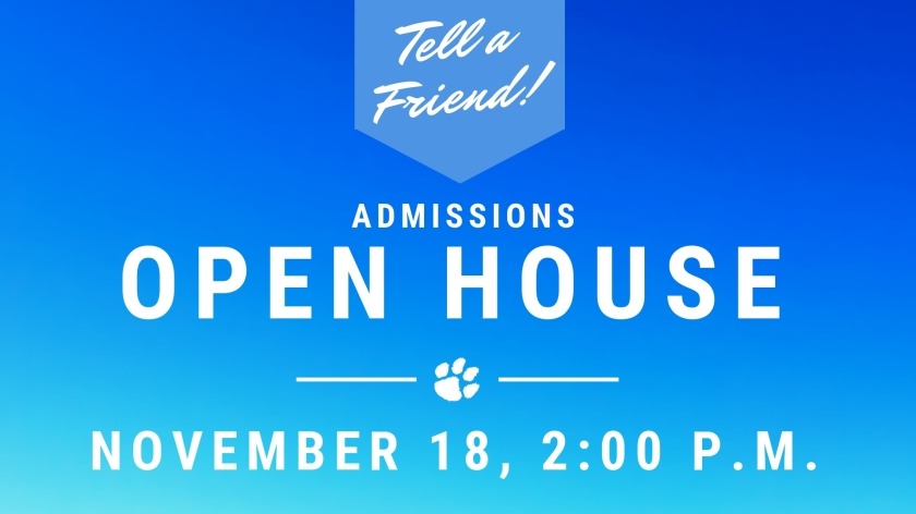 Tell a Friend - Open House